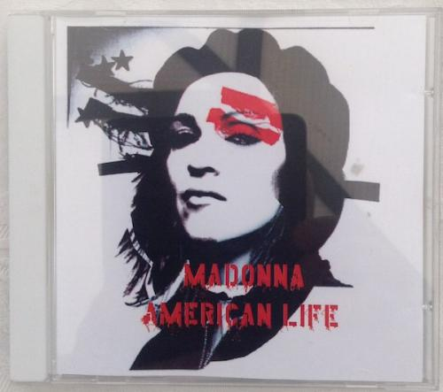 Picture of: AMERICAN LIFE AUSTRALIAN PROMO CD SINGLE WITH INSERT P/S, MEGA RARE! at buySellMadonna.co.uk